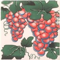 Декор настенный Atem Orly Grape 100x100 (шт)