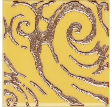 Декор настенный Atem Orly Versus YL Gold 100x100 (шт)