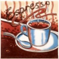 Декор настенный Atem Parma Espresso 100x100 (шт)