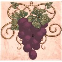 Декор настенный Atem Imola Grape 100x100 (шт)