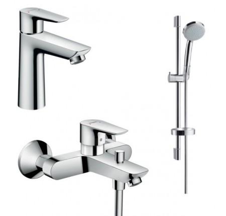 Набор для ванной комнаты Hansgrohe Talis E 71710000+71740000+ 27772000