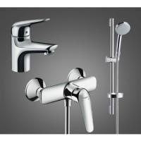 Набор для ванной комнаты Hansgrohe Novus 70 710262773 для душа 3 в 1