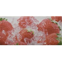 Декор настенный Atem Sandra Strawberry 76x152 (шт)