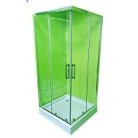 Душевая кабина Veronis KNS 90 90x90x195 прозрачное стекло