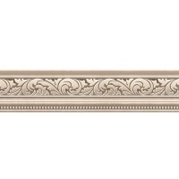 Фриз Golden Tile Gobelen beige 25x6 (шт)