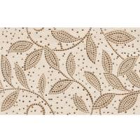 Плитка настенная Golden Tile Travertine Mosaic Dekor Brown 25x40 (м.кв)