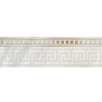 Фриз Golden Tile Каррара White 30x9 (шт)