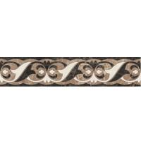Фриз Golden Tile Lorenzo Intarsia 30x6 (шт)