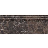 Плинтус Golden Tile Lorenzo Modern Brown 30x12 (шт)