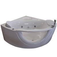 Ванна угловая гидромассажная Volle 12-88-103 150x150 с окошком