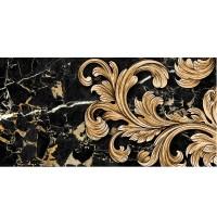 Декор настенный Golden Tile Saint Laurent Black 1 30x60 (шт)
