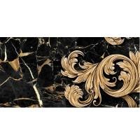 Декор настенный Golden Tile Saint Laurent Black 2 30x60 (шт)