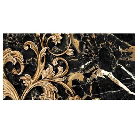 Декор настенный Golden Tile Saint Laurent Black 3 30x60 (шт)