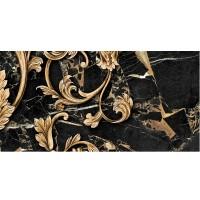 Декор настенный Golden Tile Saint Laurent Black 4 30x60 (шт)