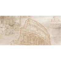 Декор настенный Golden Tile Savoy Coliseum Beige 1 30x60 (шт)