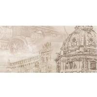 Декор настенный Golden Tile Savoy Coliseum Beige 3 30x60 (шт)
