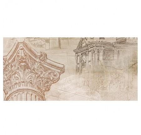 Декор настенный Golden Tile Savoy Coliseum Beige 4 30x60 (шт)