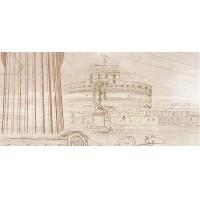 Декор настенный Golden Tile Savoy Coliseum Beige 5 30x60 (шт)