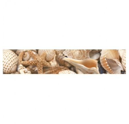 Фриз Golden Tile Sea Breeze Shells Beige 30x6 (шт)