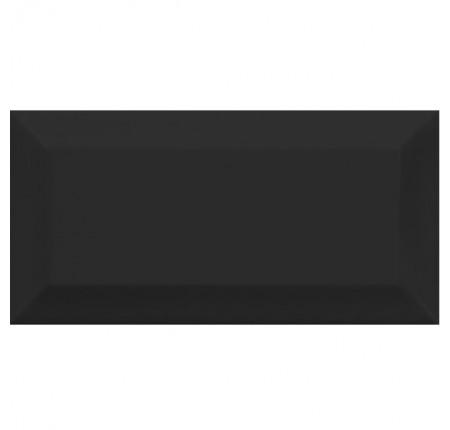 Плитка настенная Golden Tile Metrotiles Black 10x20 (м.кв)