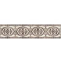 Фриз напольный Golden Tile Вулкано Beige 40x9,3 (шт)