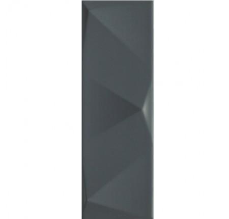 Плитка настенная Paradyz Tenone 9,8x29,8 Grafit Struktura A (м.кв)