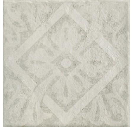 Декор настенный Paradyz Wawel Grys Inserto Classic B 19,8x19,8 (шт)