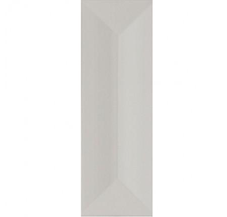 Плитка настенная Paradyz Favaro 9,8x29,8 Grys Structure Mat. (м.кв)