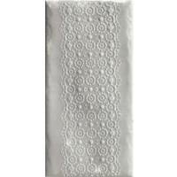 Декор настенный Paradyz Moli Bianco Inserto A 9,8x19,8 (шт)