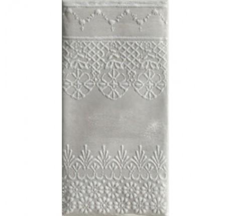 Декор настенный Paradyz Moli Bianco Inserto B 9,8x19,8 (шт)
