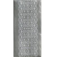 Декор настенный Paradyz Moli Nero Inserto A 9,8x19,8 (шт)