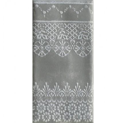 Декор настенный Paradyz Moli Nero Inserto B 9,8x19,8 (шт)