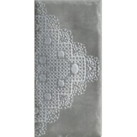 Декор настенный Paradyz Moli Nero Inserto C 9,8x19,8 (шт)