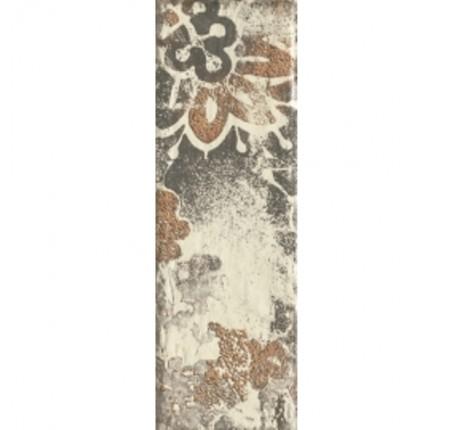 Декор настенный Paradyz Rondoni Beige Inserto Struktura D 9,8x19,8 (шт)