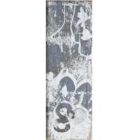 Декор настенный Paradyz Rondoni Blue Inserto Struktura A 9,8x19,8 (шт)