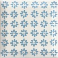 Плитка настенная Paradyz Rodari Blue Sciana 9,8x9,8 (м.кв)