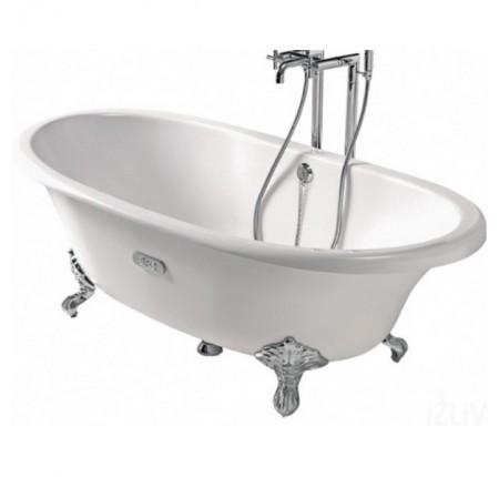 Ванна чугунная Roca Newcast 233650007 170*85 см белая