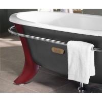 Ножки вишневые+кольцо для ванны Roca Newcast 291093000