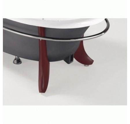 Ножки красные+кольцо для ванны Roca Newcast 2910930М1