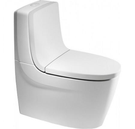 Сиденье с крышкой для унитаза Roca Khroma 801652004 soft-close + спинка 80165А004
