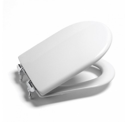 Сиденье с крышкой для унитаза Roca Meridian-N Compacto 8012AC004 soft-close