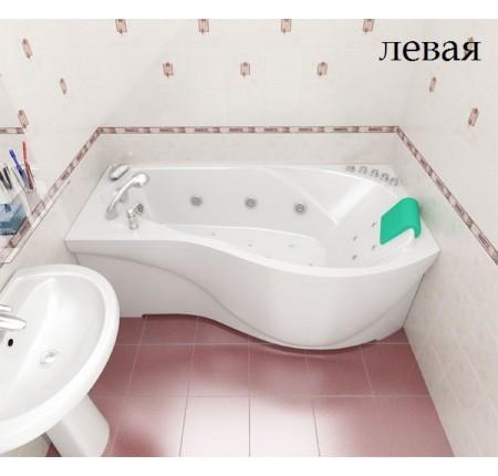 Ванна асимметричная Triton Мишель 180х96 левая / правая