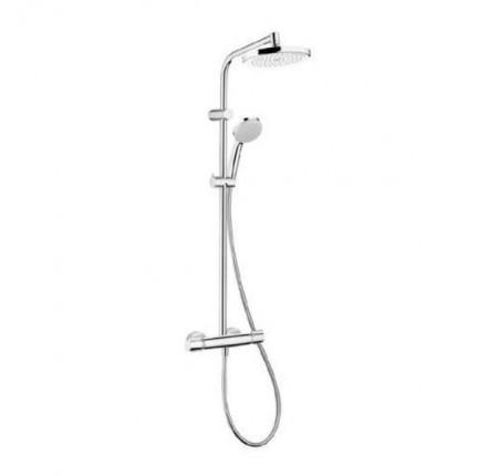 Душевая система Hansgrohe Verso 220 Showerpipe 27237000