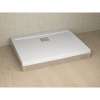 Душевой поддон со съемной панелью Radaway ARGOS D 1000х900 4ADN910-02