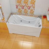 Ванна прямоугольная Triton Вики 160х75