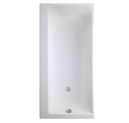 Ванна прямоугольная Cersanit Smart 170x80, левая