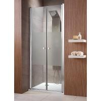 Двустворчатая душевая дверь Radaway Eos DWD 37783-01-12N 700мм