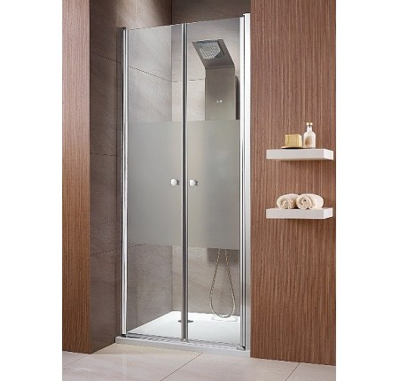 Двустворчатая душевая дверь Radaway Eos DWD 37713-01-12N 800мм