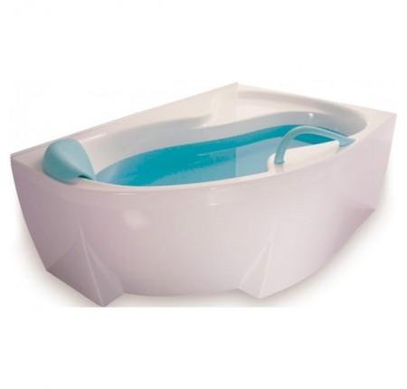 Ванна асимметричная Ravak Rosa I 150x105 L/R