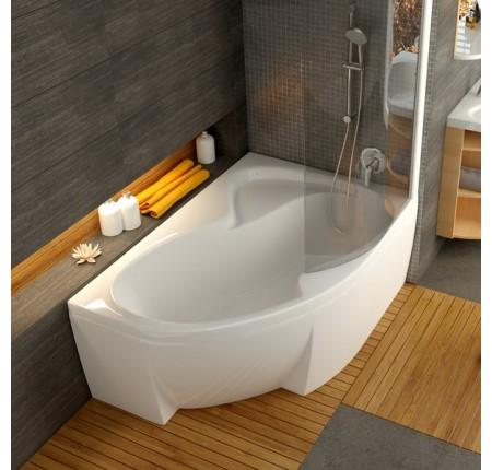 Ванна асимметричная Ravak Rosa 2 PU Plus 160x105 L/R